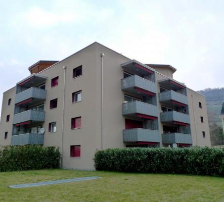 Bel appartement de 2.5 pces à Bex