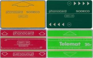 Cherche cartes de téléphone Taxcard