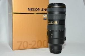 Nikon AF-S Nikkor 70-200 mm 1:2,8G ED VR