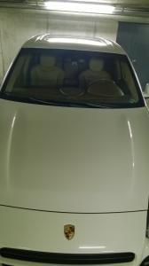 Porsche cayenne turbo S 500CV aussi echange