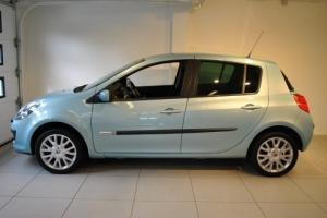Renault Clio 3 1.5 dCi 85 cv exception