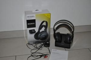 Casque sans fil rf855rk Sony