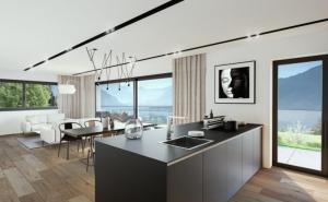 Formidable promotion de 3 appartements sur les hauts de Vevey