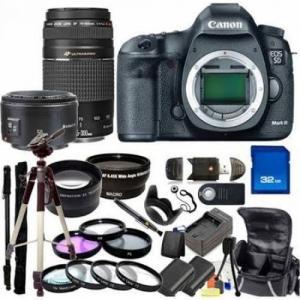 Canon eos 5d mark III digital