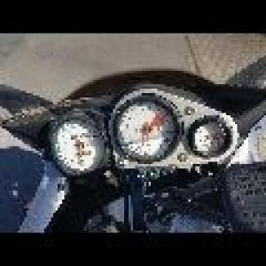 Moto Kawasaki très peu roulée