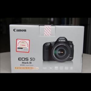 Canon EOS 5D Mark III avec 24+ 105mm Obj
