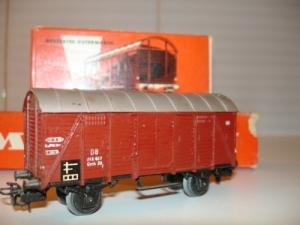 Märklin HO 4505 wagon Gmh 39