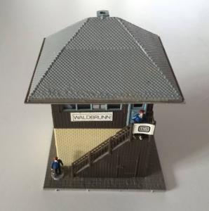 Poste de contrôle HO de Waldbrunn