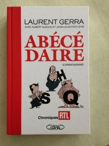 Abédédaire (conditionné) de Laurent Gerra