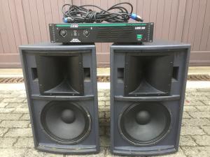 Sonorisation BST Liker