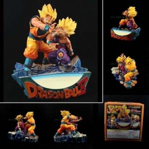 Dragon Ball Z Dbz Resin/ 19cm figurine
