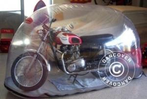 Bike Bubble 3,2x0,9 m Durchsichtig, Innenbereich