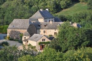 Gîte éco-performant Aveyron (France)