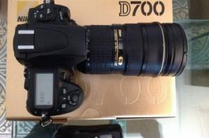 Nikon D700 neuf