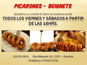 Festival de la Gastronomía Peruana en Gi