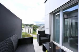 Splendide 5,5p avec balcon - 4 chambres - 2 SDB