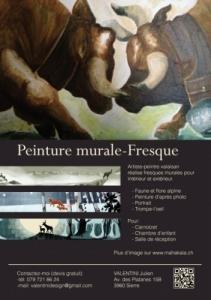 Fresque et Peinture murales