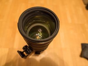 Nikon AF-S 70-200mm 1:2.8 G II ED