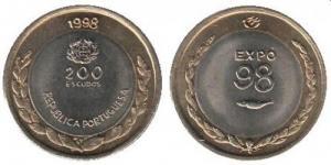 200 Escudos - Expo 98