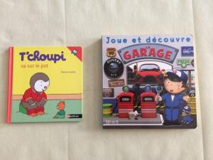 T'choupi + Le Garage