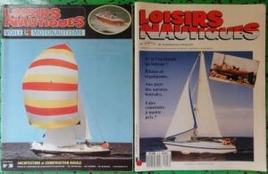 Magazine Loisirs Nautiques.