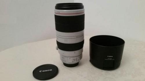 Nouveau Canon EF 100-400mm f/4.5-5.6L IS