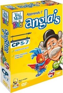 Tell Me More Kids Anglais (5-7 ans)