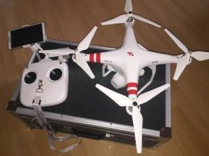 Quadricoptère Dji Phantom 2 Vision