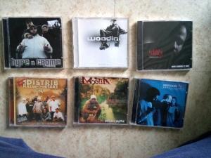 DIVERS CD RAP FRANCAIS 3