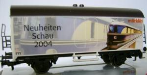 Märklin HO 94230 NEUHEITEN 2004, Série spéciale 2004