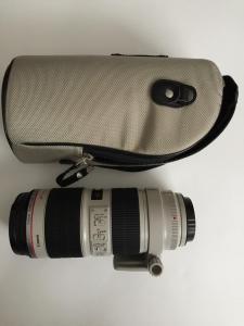 Canon EF 70-200mm f2.8L IS II USM à ultrasons