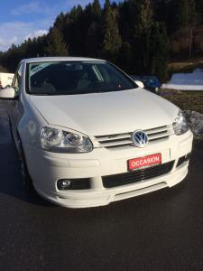 VW GOLF V TDI 4x4