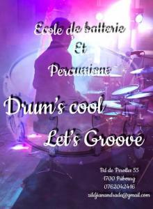 Cours de batterie et percussion