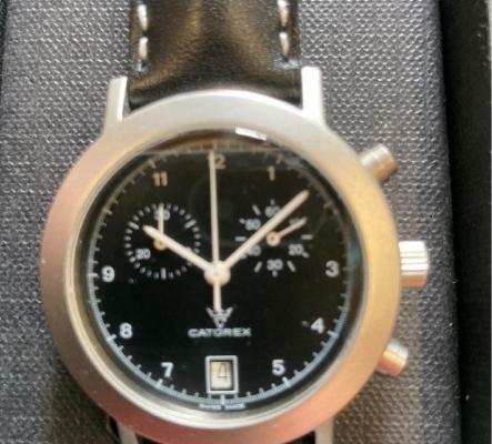 Montre chrono Catorex