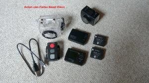Action cam Fantec Beast Vision