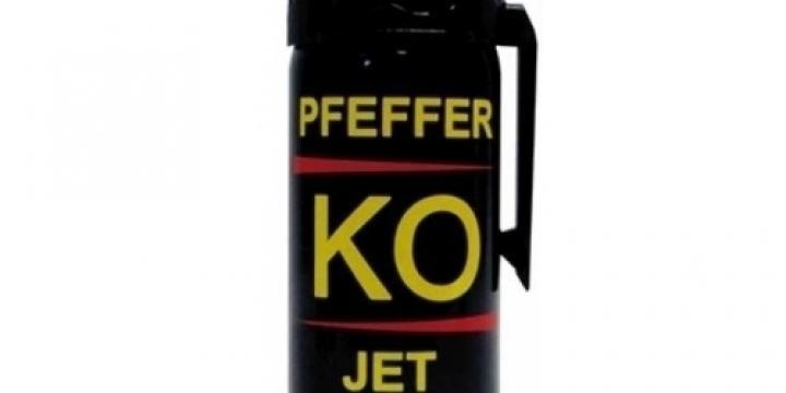 Spray au poivre PFEFFER KO JET