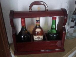 Coffrets pour 3 bouteilles