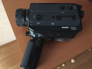 Caméscope Bauer S155XL