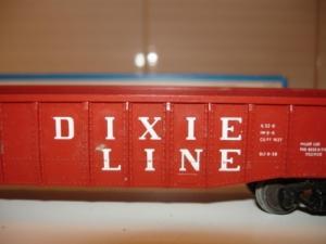 Märklin HO 4575 DIXIE Line, l&n 38 099