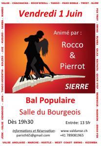Bal populaire à Sierre