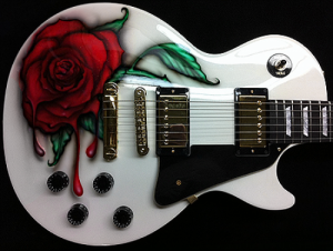 Cours de guitare électrique et acoustiqu