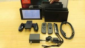 Nintendo Switch - 32GB Gray Console (with Gray Joy-Con)