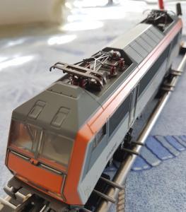 Märklin HO 3334 BB 26000 SNCF Mülhouse analogique