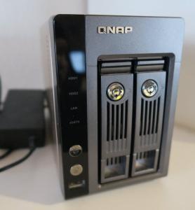 Serveur Multimedia Qnap TS-219P
