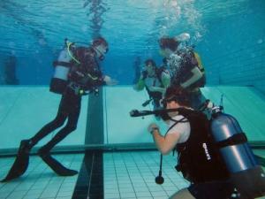 Ecole de plongée en Valais