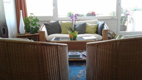Canapé et 2 fauteuils