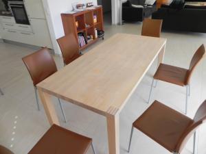 Table de salle à manger Teamset, érable