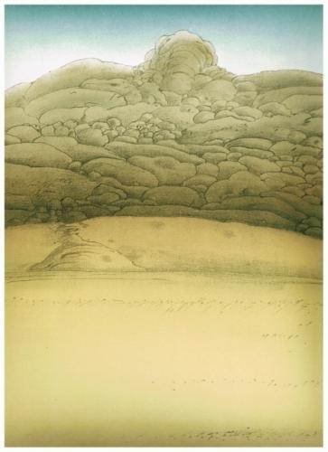 Livre d'artiste : L'Exil à Jersey-Victor Hugo/Alain Lefoll