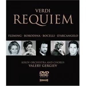 DVD-Audio musical - Requiem d