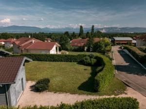 Belle villa individuelle en France proche de Coppet